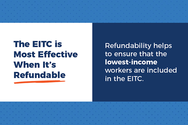 EITC Refundability Infographic - TCWF - Duplicate